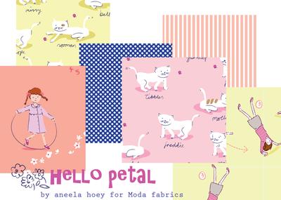 Hello petal color 2