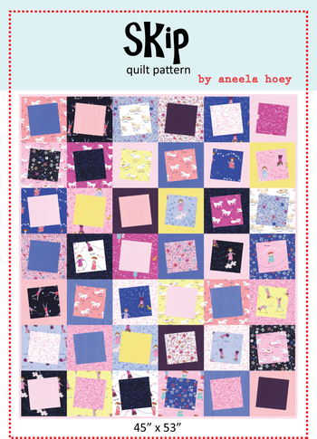 Skip pattern cover