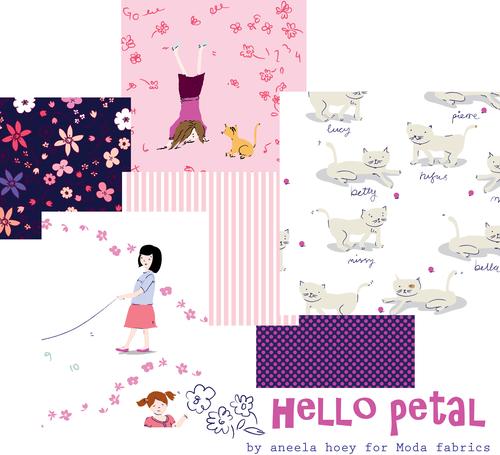 Hello Petal by aneela hoey