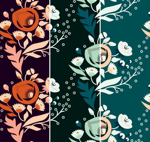 Poppy colours