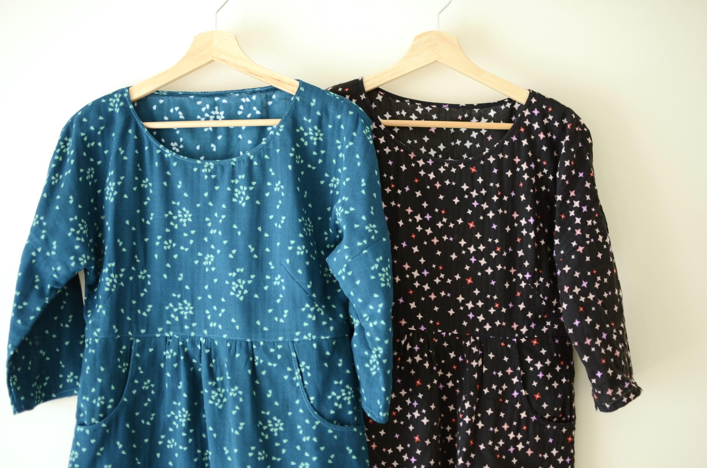 comfortstitching: dressmaking