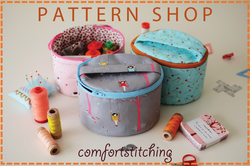 Pattern shop button