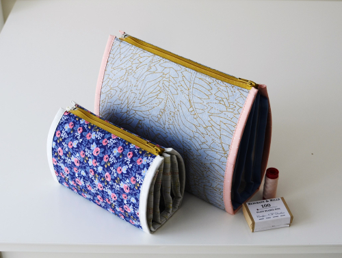 Booklet pouch pattern by aneela hoey 3