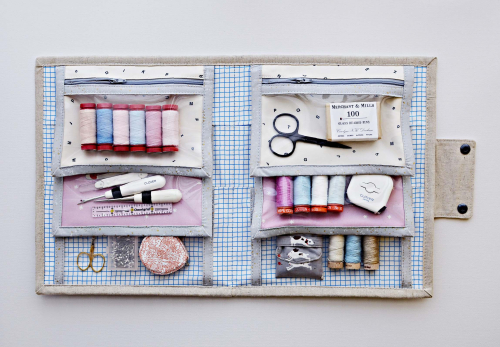 Flip pocket folio pattern by aneela hoey