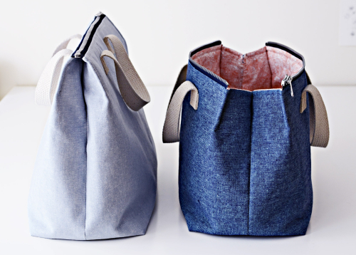 Knit supply tote by aneela hoey 2